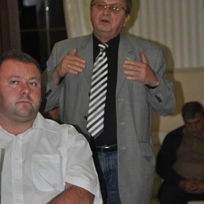 Spotkanie z J. Oleksym w Sokołowie Podl.